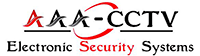 AAA - CCTV Electronic Security Systems - logo